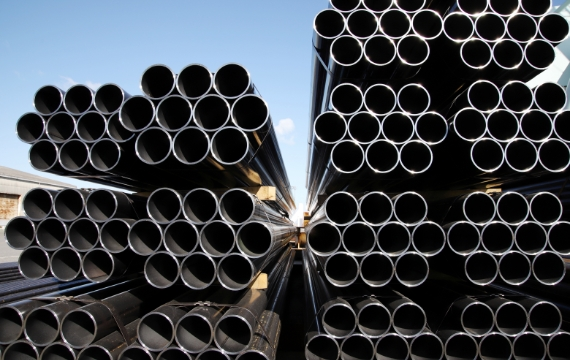 High Steel Grade Line Pipes