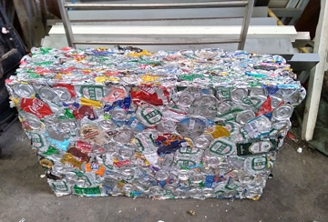 Recycling of Aluminum Used Beverage Can(UBC)